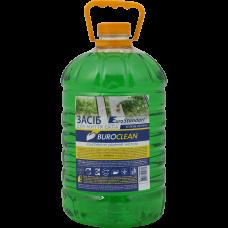 /Засіб для миття скла Buroclean 5л зелене яблуко
