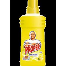 /Засіб рід. д/підлоги MR. PROPER 500мл Лимон