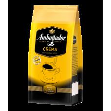 /Кава в зернах Ambassador Crema, пакет 1000г*6