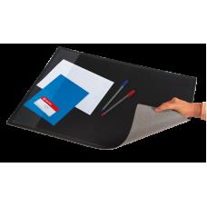 Подкладка д/письма черн. (652x512, PVC) c карманом