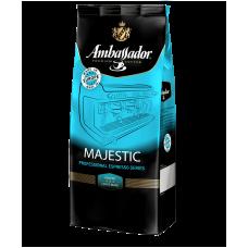 /Кава в зернах Ambassador Majestic, пакет 1000г*6 (PL)