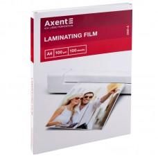 Плівка для ламінування 100 мкм, A4 (216x303мм), 100 шт.