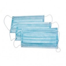 Маски защитные медицинские (хирургические) для одноразового использования, 50 шт/уп
