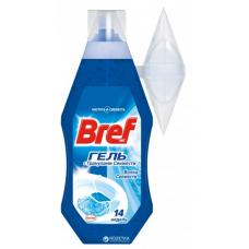 Гель д/туалета BREF 360мл Хвиля Свіжості з корзинкою