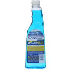 /Засіб для миття скла Buroclean запасний 500мл морська свіжість