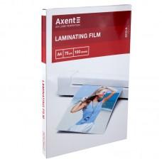 Плівка для ламінування 75 мкм, A4 (216x303мм), 100 шт.