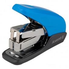 Степлер Shell PS пласт., №24/6, 20 арк., блакит